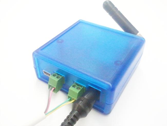 GSM модем схема прямого подключения
