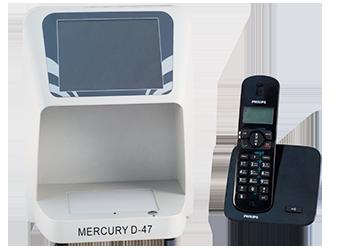 Mercury D-47 UNIVERSUM - Современный дизайн