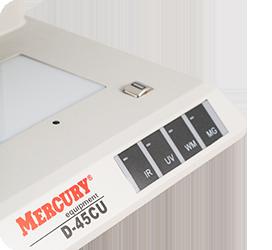 Mercury D-45CU -   Магнитная детекция